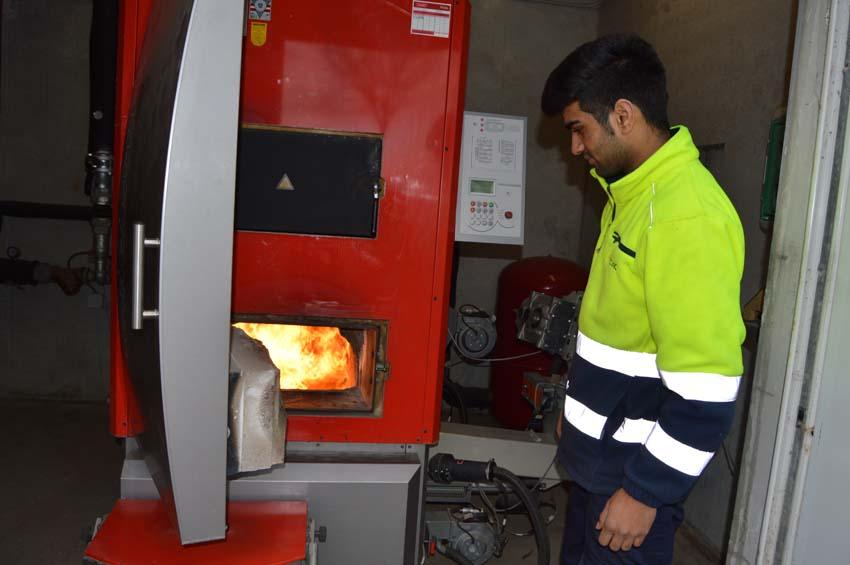Tècnic calefacció