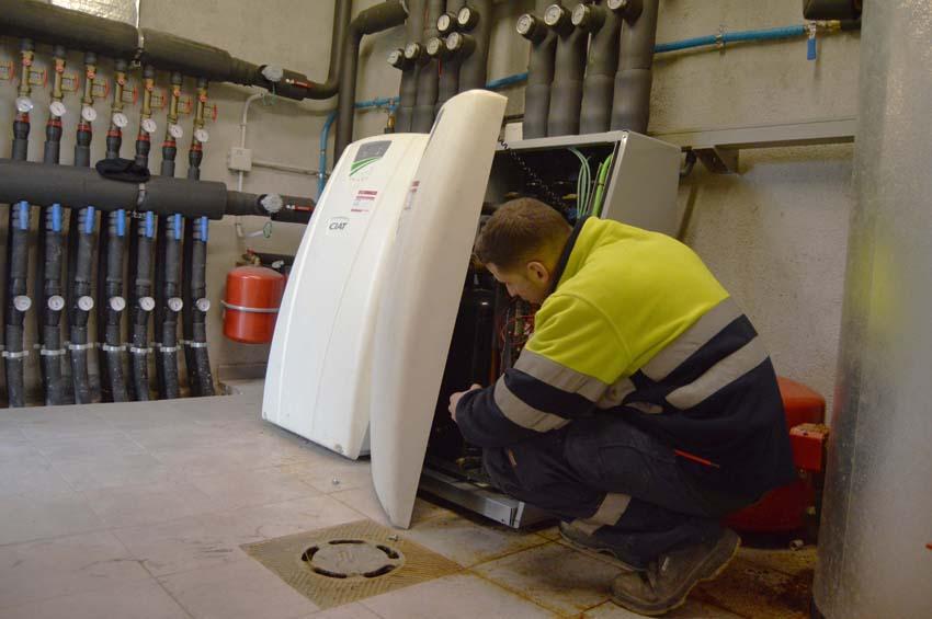 Gestió sistemes calefacció